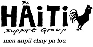 Haiti Support Group logo